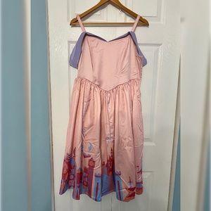 NWOT RARE Disney Dress Shop Fantasyland Dress